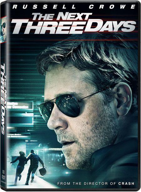 <strong><em>The Next Three Days</em></strong> DVD artwork
