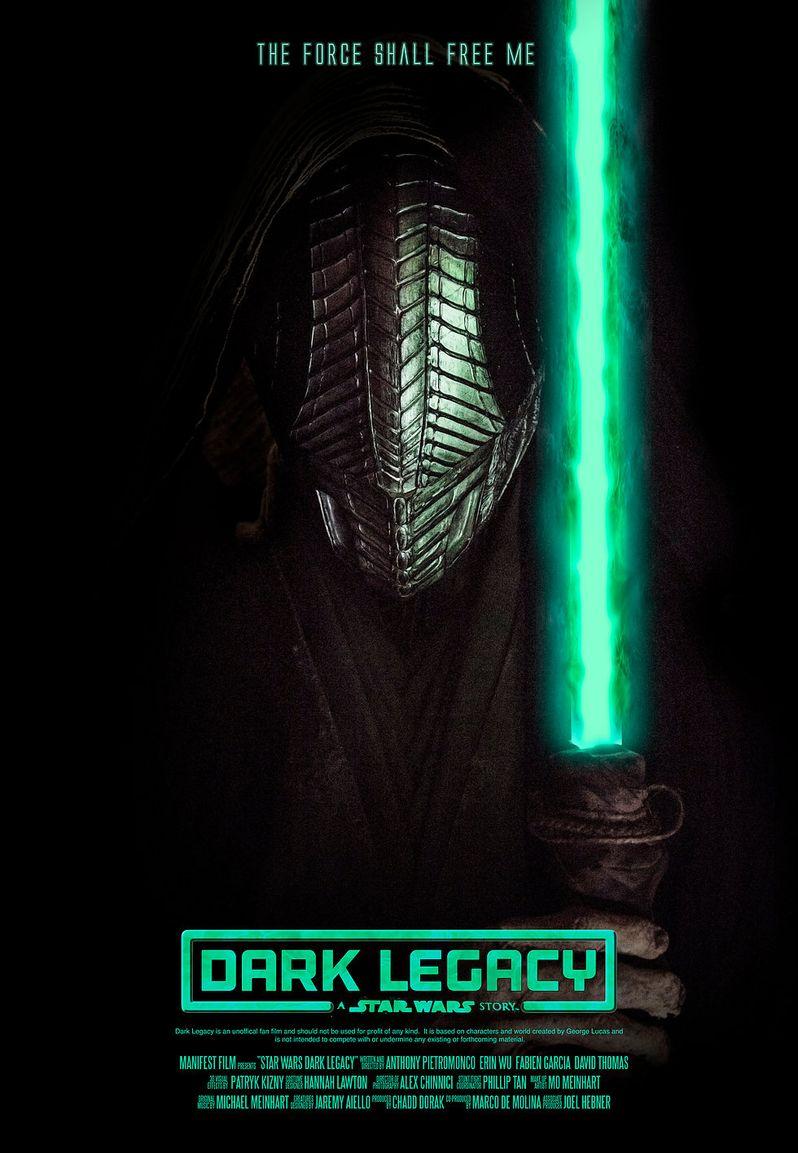 Dark Legacy Poster 2