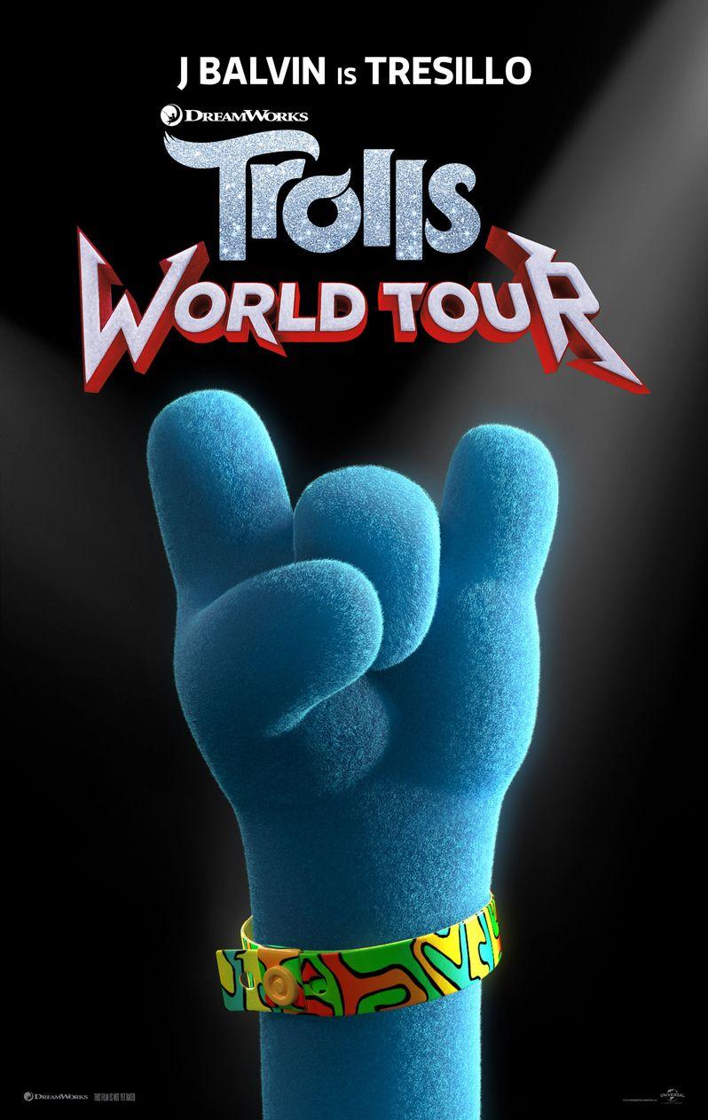 <strong><em>Trolls World Tour</em></strong> poster #3