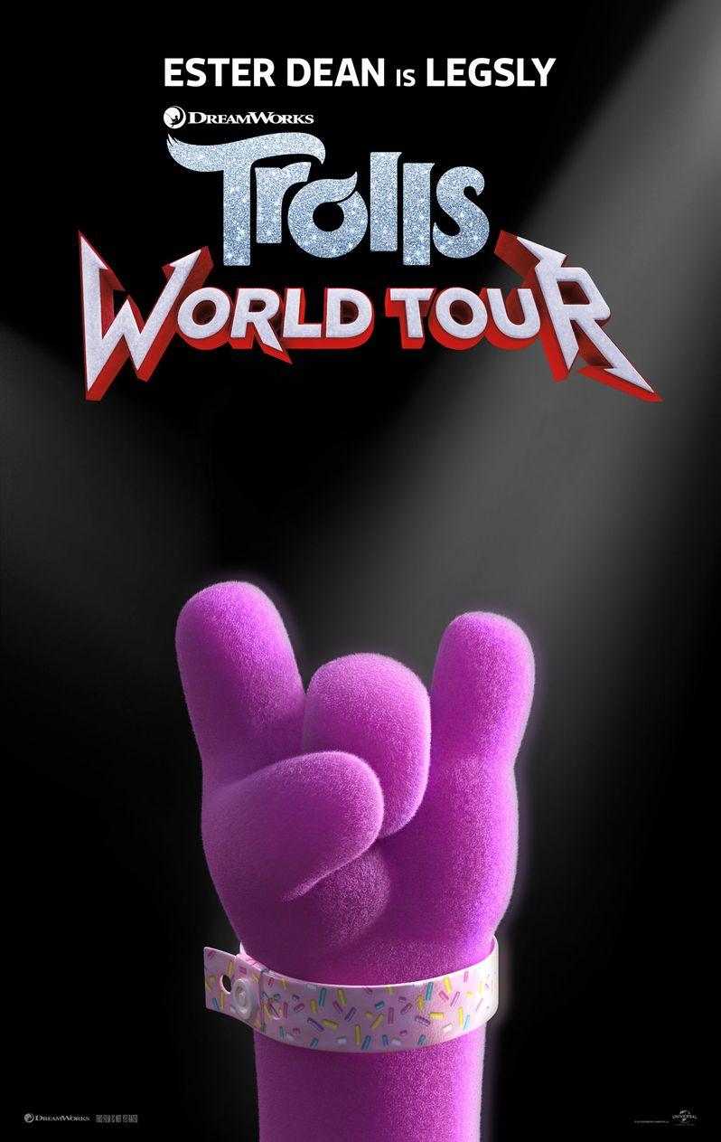 <strong><em>Trolls World Tour</em></strong> poster #13