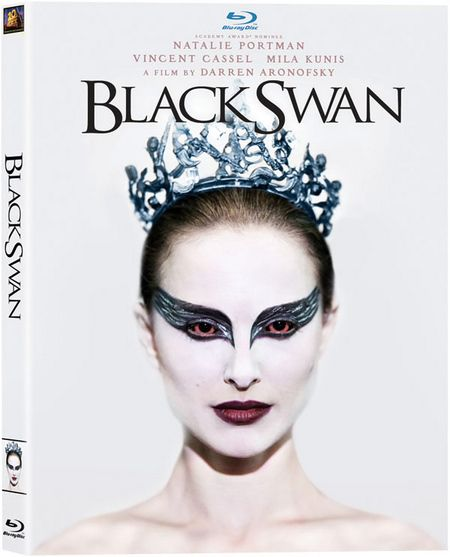 <strong><em>Black Swan</em></strong> Blu-ray Artwork