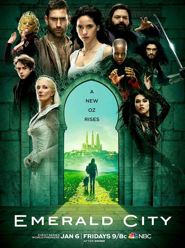 <strong><em>Emerald City</em></strong> Poster