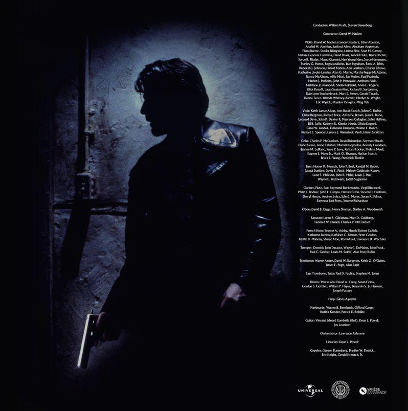 <strong><em>Carlito's Way</em></strong> vinyl insert
