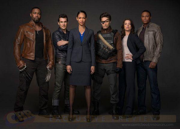 <strong><em>Arrow</em></strong> Suicide Squad Photo 1
