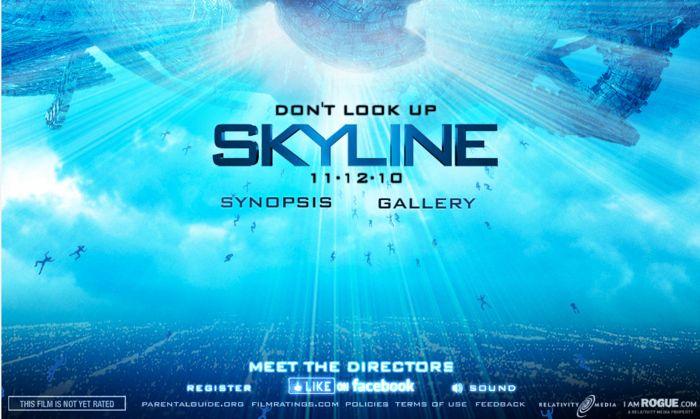 <strong><em>Skyline</em></strong> official website image
