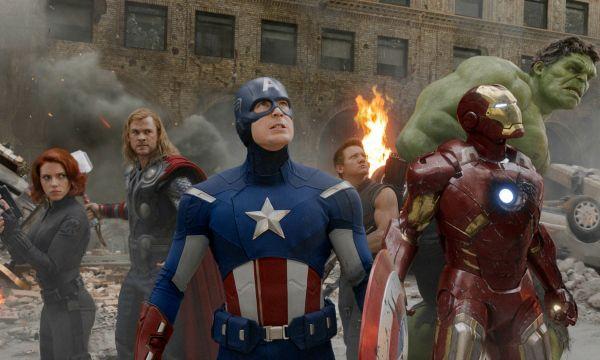 Old Avengers
