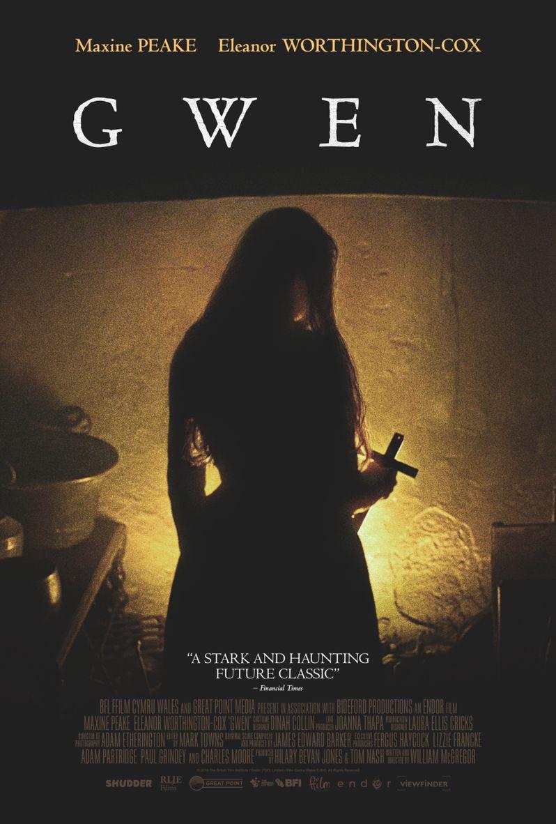 <strong><em>Gwen</em></strong> movie poster