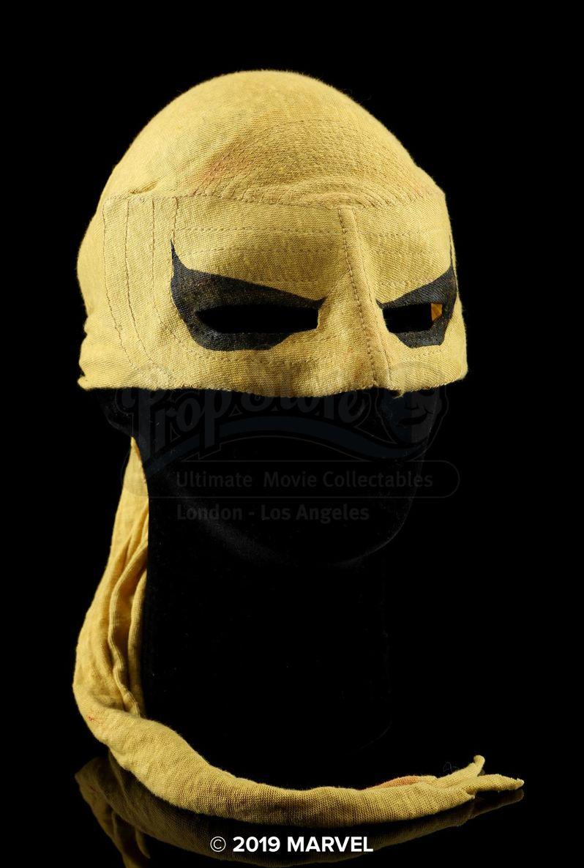 Iron Fist Mask Costume auction