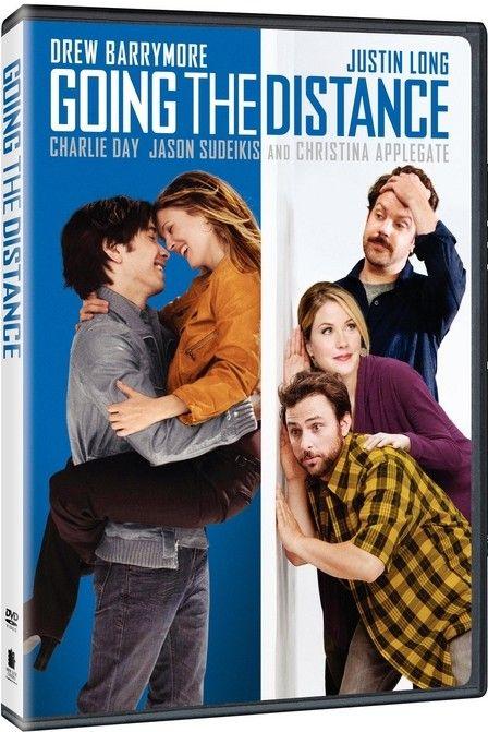 <strong><em>Going the Distance</em></strong> DVD artwork