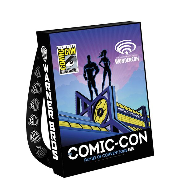 Comic-Con International SDCC 2017 Bag