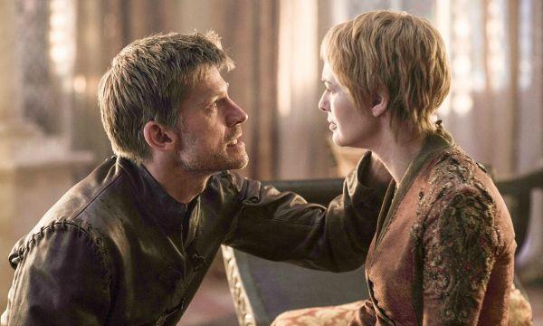 Jaime Strangling Queen Cersei