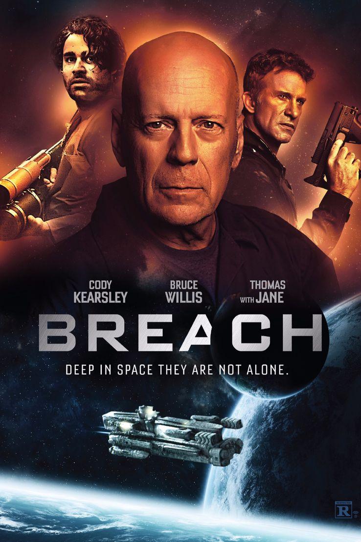 'Breach' Trailer mostra Bruce Willis lutando contra um terror alienígena que muda de forma 1