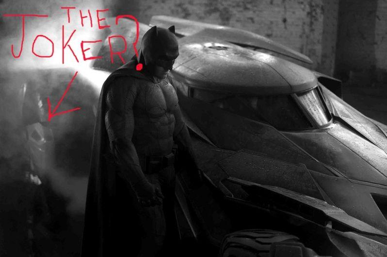 The Joker Batman Vs. Superman