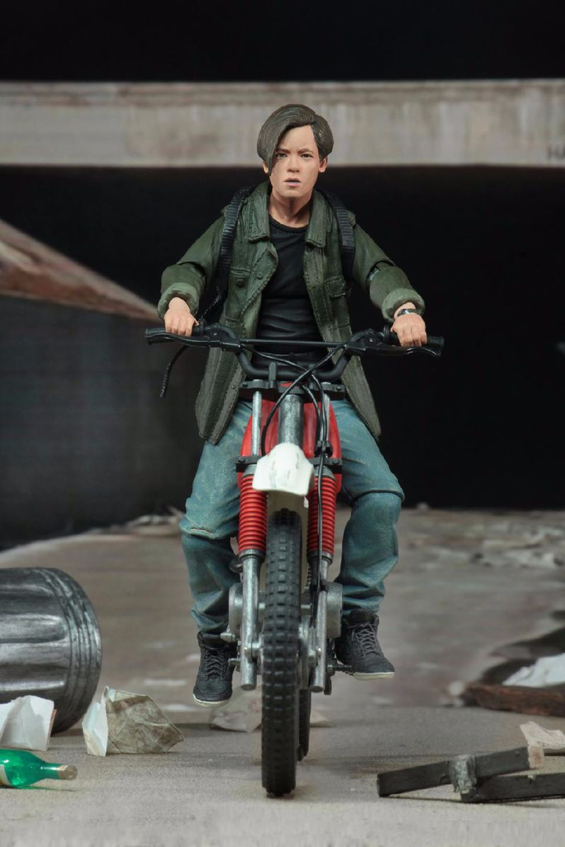 John Connor NECA action figure Terminator 2 #11