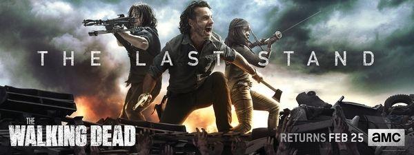 <strong><em>The Walking Dead</em></strong> Season 8 Part 2 Artwork