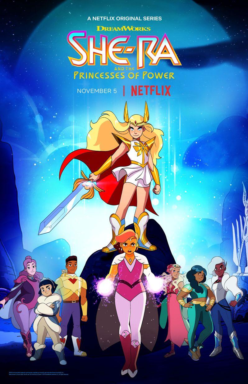 Flutterina Voice - She-Ra: Princess of Power (Show
