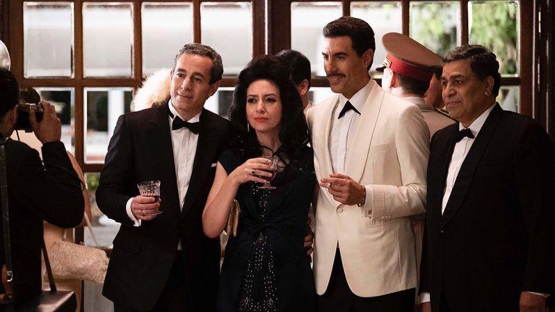 <strong><em>The Spy</em></strong> Netflix Sacha Baron Cohen Image #1