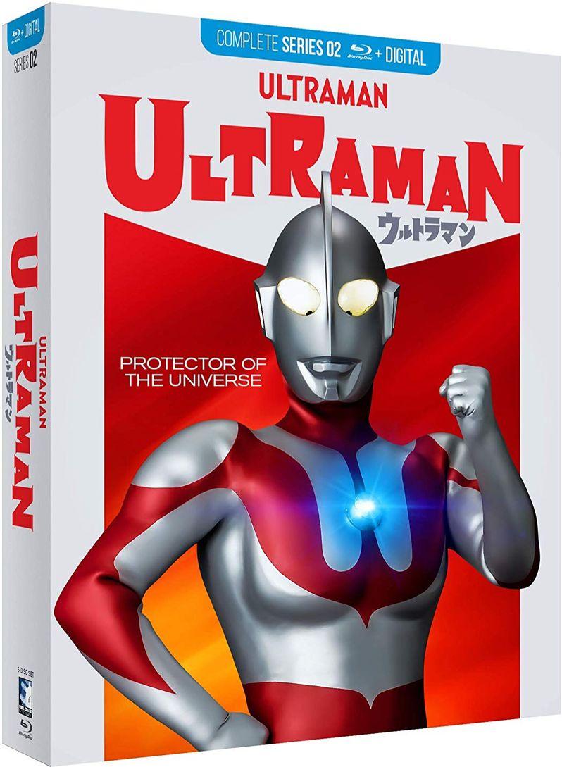 <strong><em>Ultraman</em></strong> blu-ray