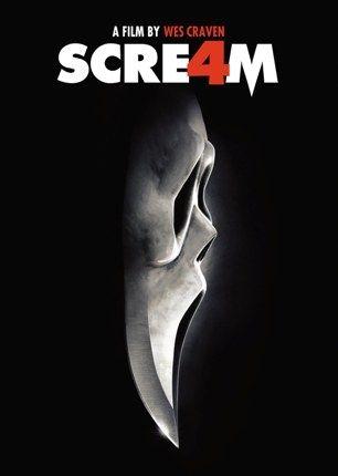 <strong><em>Scream 4</em></strong> DVD artwork