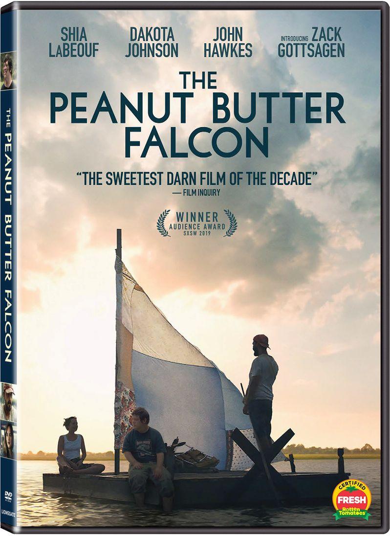 <strong><em>The Peanut Butter Falcon</em></strong> DVD