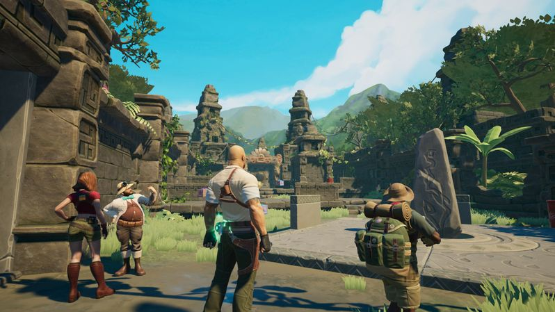 Jumanji Video Game Image #1