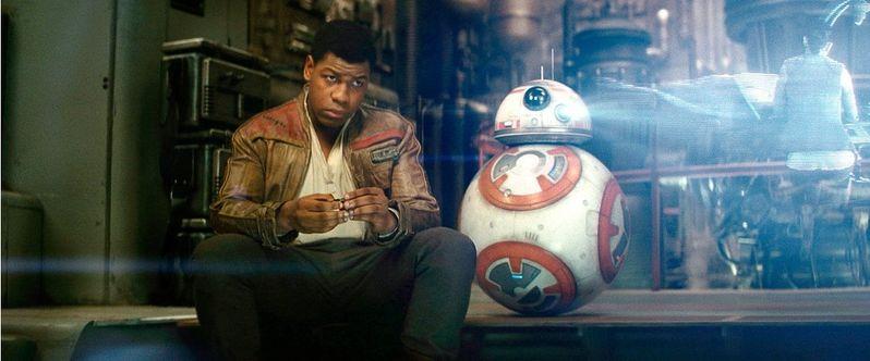Finn Last Jedi Deleted Scene