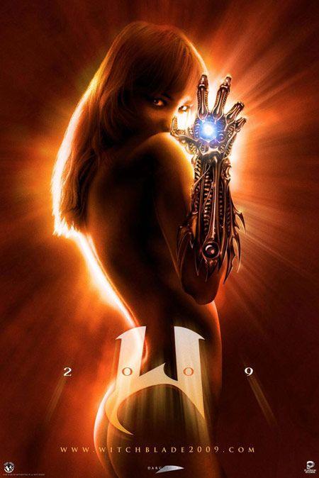 <strong><em>Witchblade</em></strong> Poster