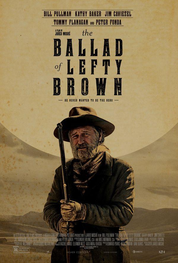 <strong><em>The Ballad of Lefty Brown</em></strong> Poster