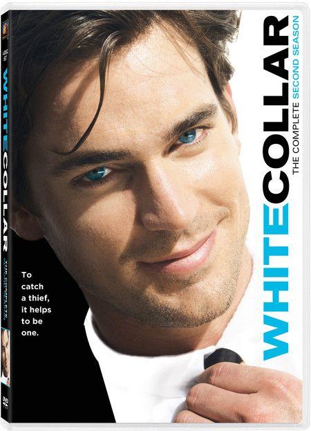 <strong><em>White Collar</em></strong>: Season 2 DVD artwork