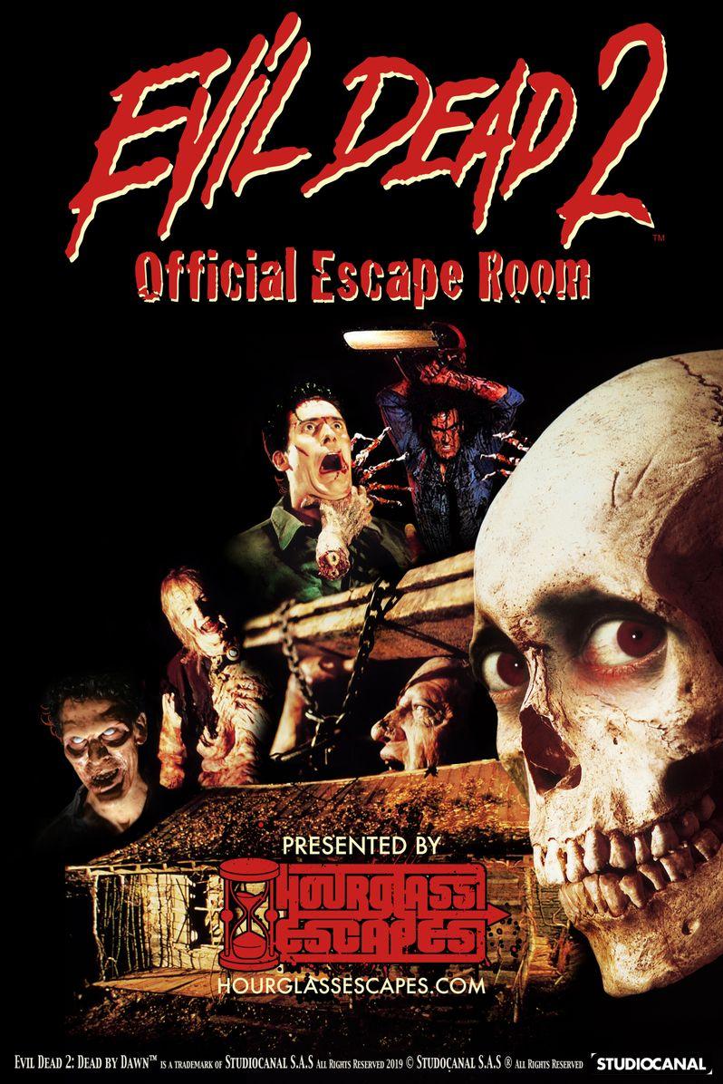 Evil Dead 2 Escape Room Seattle, WA