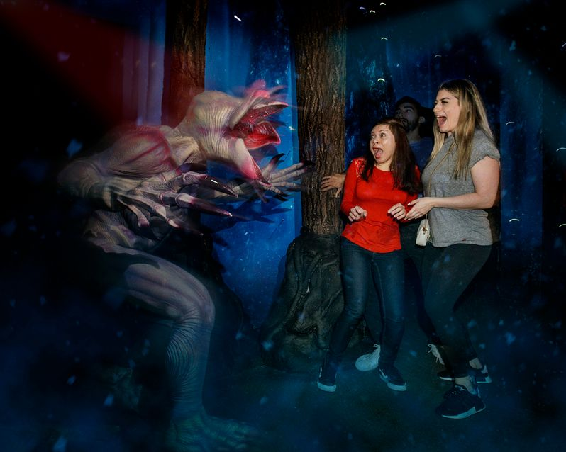Stranger Thing Max Universal Halloween Horror Nights