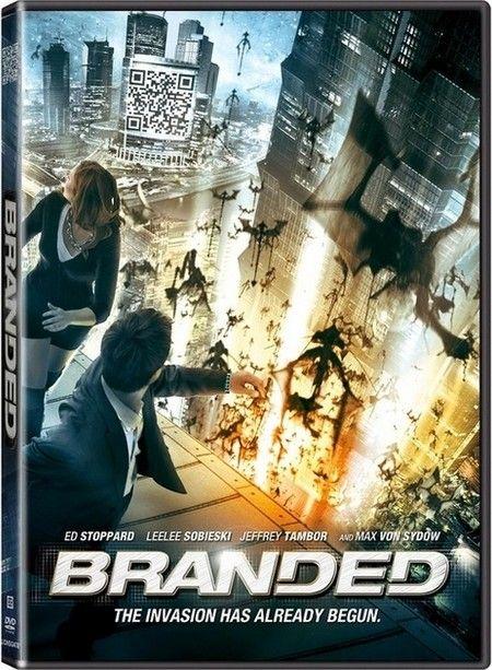 <strong><em>Branded</em></strong> DVD