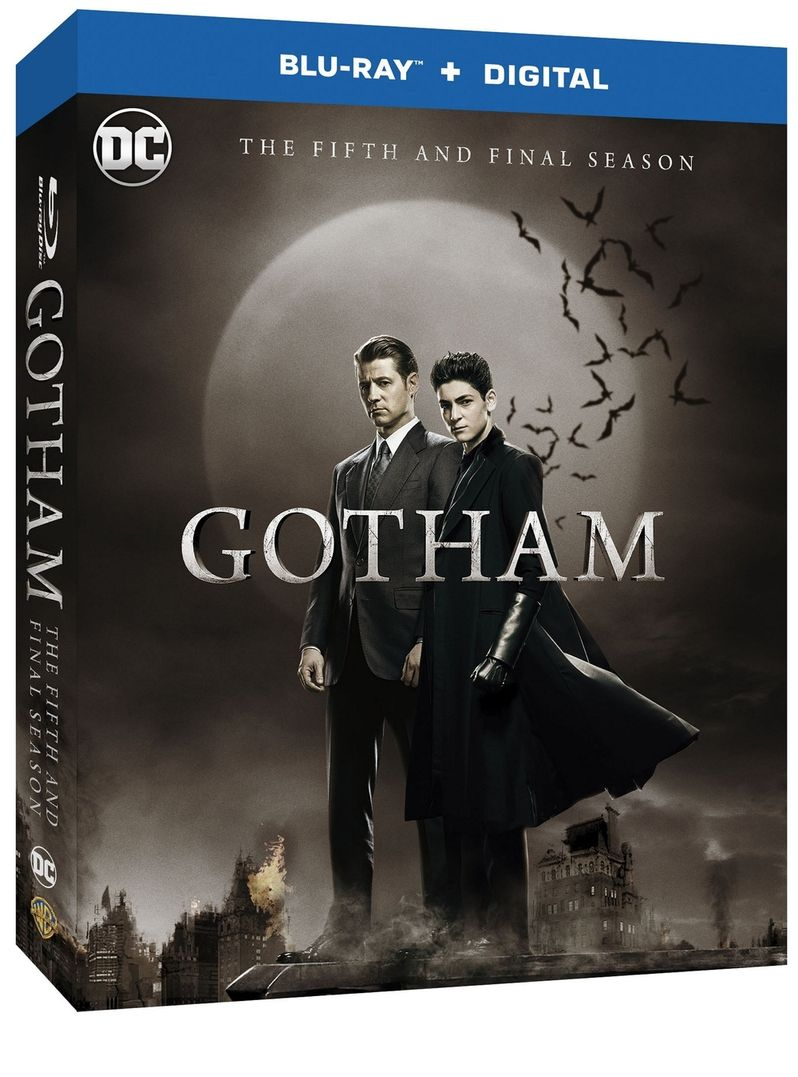 <strong><em>Gotham</em></strong> The Fifth Season