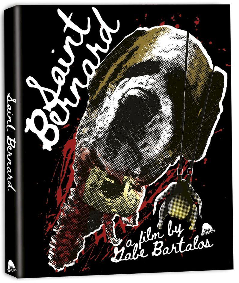 <strong><em>Saint Bernard</em></strong> blu-ray Severin Films