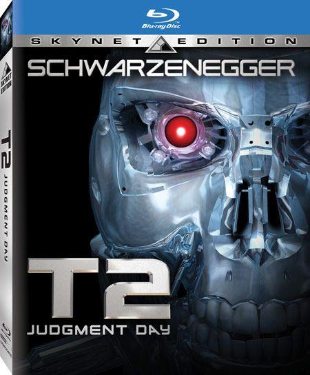 Terminator 2 Skynet Edition Blu-ray