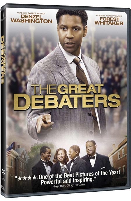 <strong><em>The Great Debaters</em></strong>