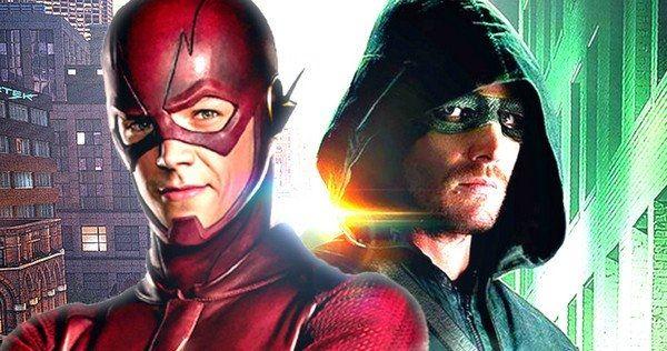 <strong><em>The Flash</em></strong> Green Lantern