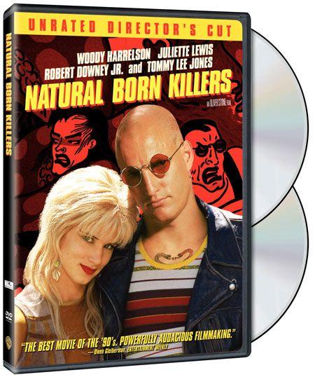 Natural Born Killers: Director's Cut DVD