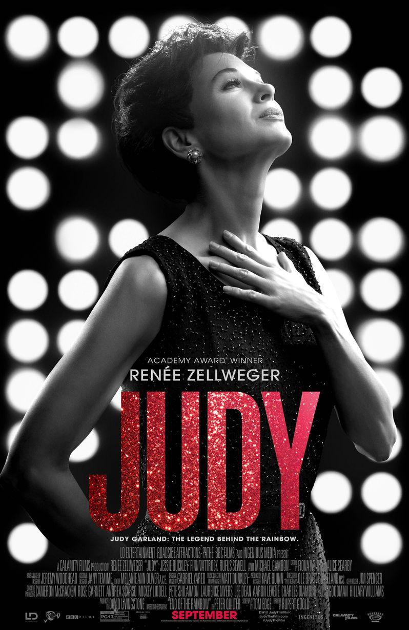 <strong><em>Judy</em></strong> poster