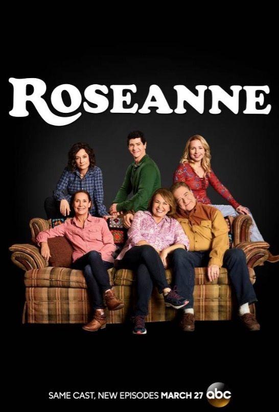 <strong><em>Roseanne</em></strong> Poster 1