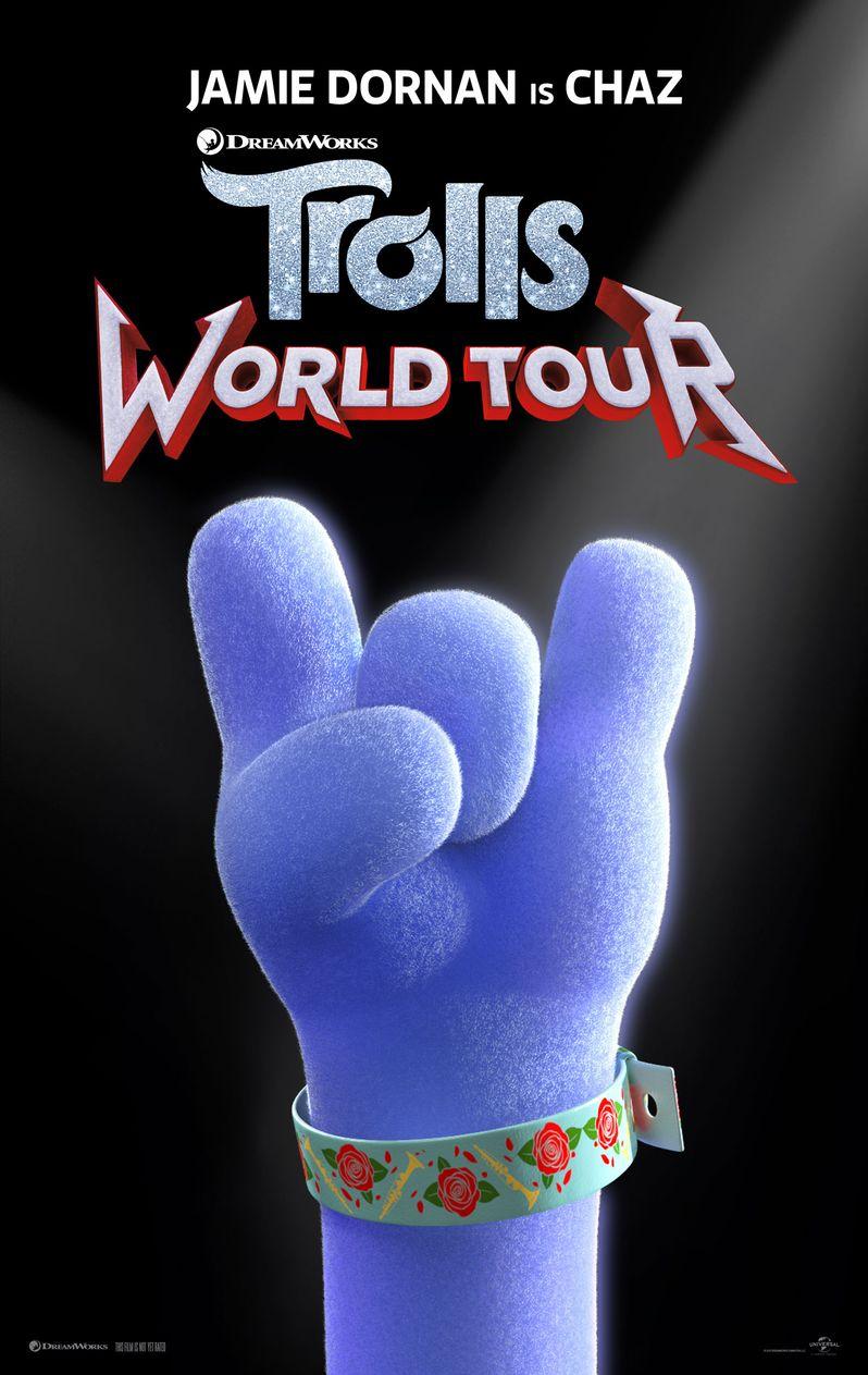 <strong><em>Trolls World Tour</em></strong> poster #6