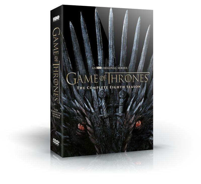 <strong><em>Game of Thrones</em></strong> Season 8 DVD