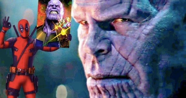 Deadpool Stop Thanos