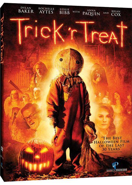 Trick'r Trick DVD