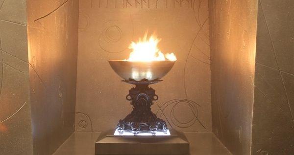 Eternal Flame Soul Stone