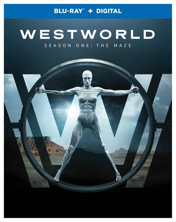 <strong><em>Westworld</em></strong> Season One Blu-ray