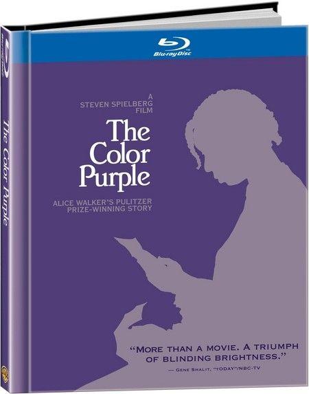 <strong><em>The Color Purple</em></strong> Blu-ray artwork