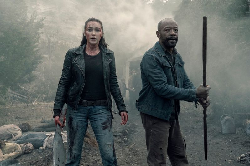 <strong><em>Fear the Walking Dead</em></strong> Season 5 photo #3