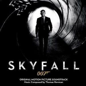 <strong><em>Skyfall</em></strong> Soundtrack Artwork