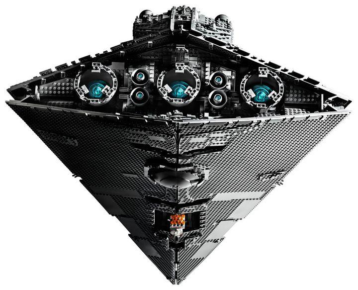 Massive Star Wars Star Destroyer LEGO Set Has 4,700 Pieces